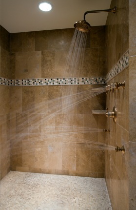 Shower Plumbing in Ringwood NJ by Mr. Plumber.